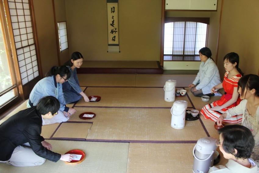 合作大学日本文化体验